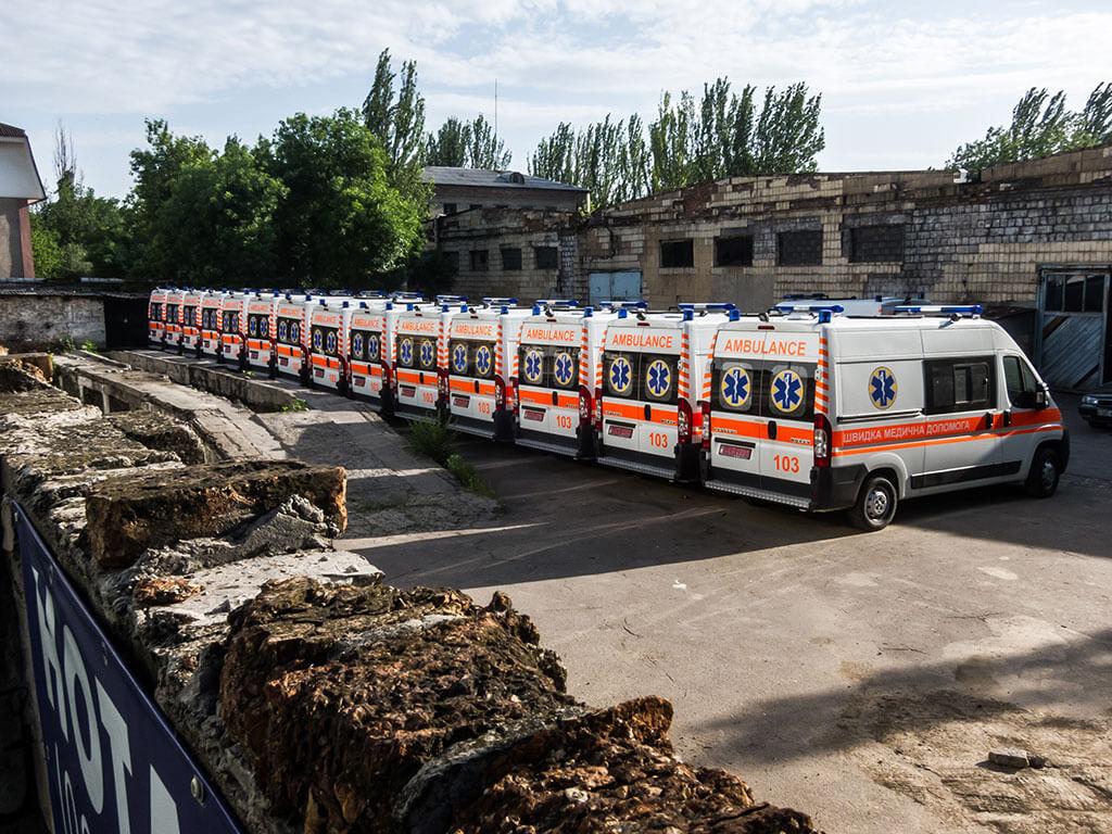 Trasporto ambulanza Milano
