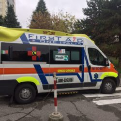 Ambulanza Milano