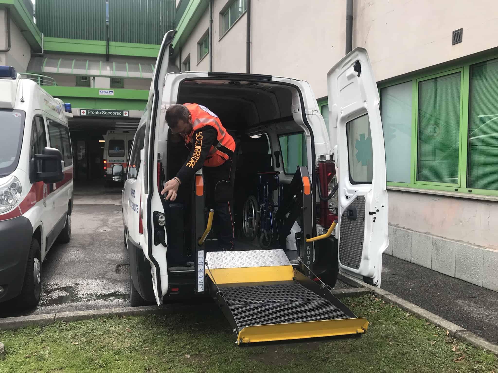 Ambulanza privata Milano: Trasporti difficili con pazienti
