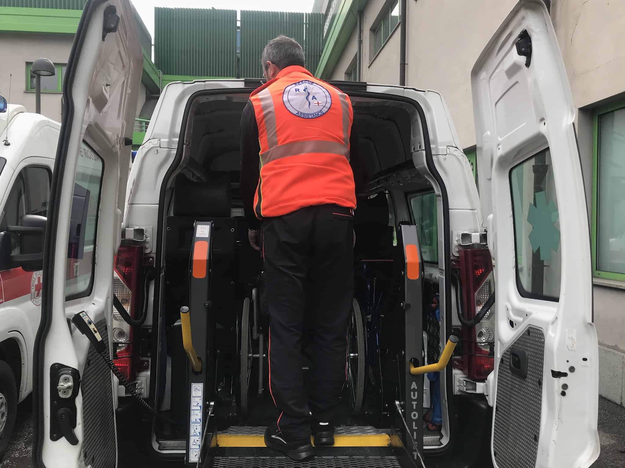 Tariffe ambulanze Milano