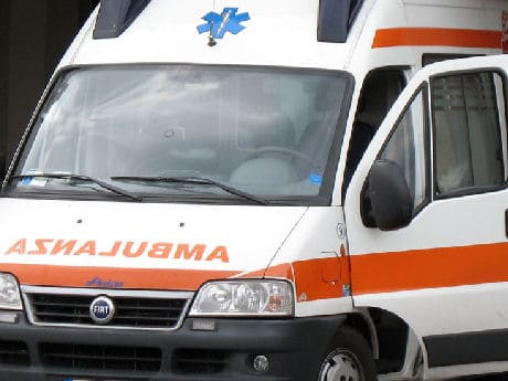 Ambulanza privata zona Fiera Milano